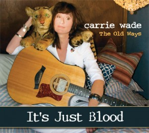 It's Just Blood